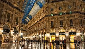 Milan's Galleria V. Emanuele II