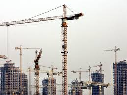 Construction Development at Dubai