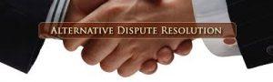Alternative Disputes Resolution