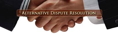 Alternative Disputes Resolution - ADR