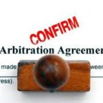 Agreement to Arbitration