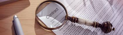 Contractual Problems and Solutions