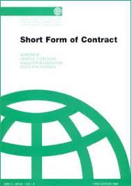 FIDIC Green Book