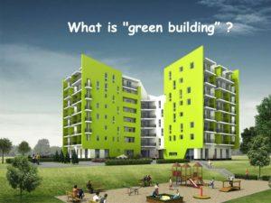 البناء الصديق للبيئة: 8 مزايا البناء الأخضر